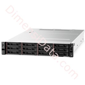 Jual Rack Server Lenovo ThinkSystem SR550 [Xeon Bronze 3106, 8GB, 1.2TB] 7X04A00SSG